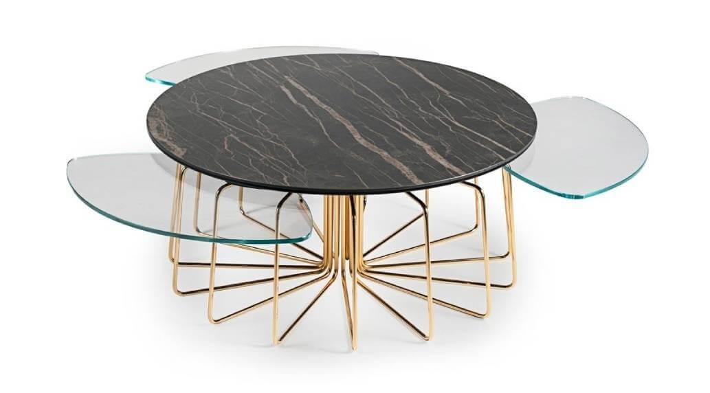 שולחן סלון דגם Bonnevie