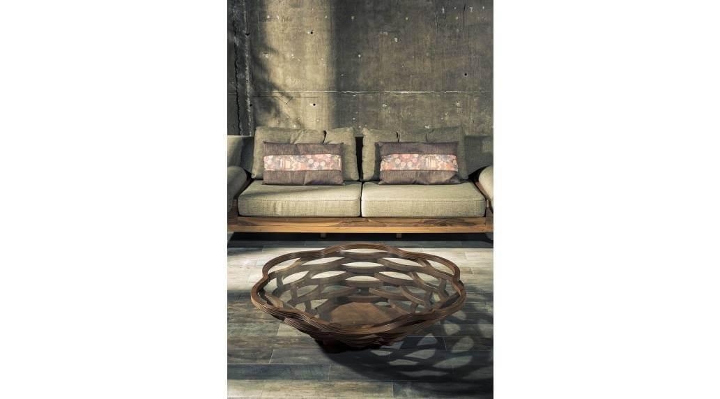 שולחן לסלון Flower Orta