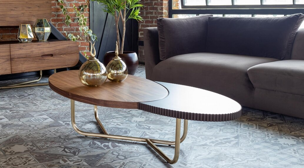 שולחן סלון Rolf