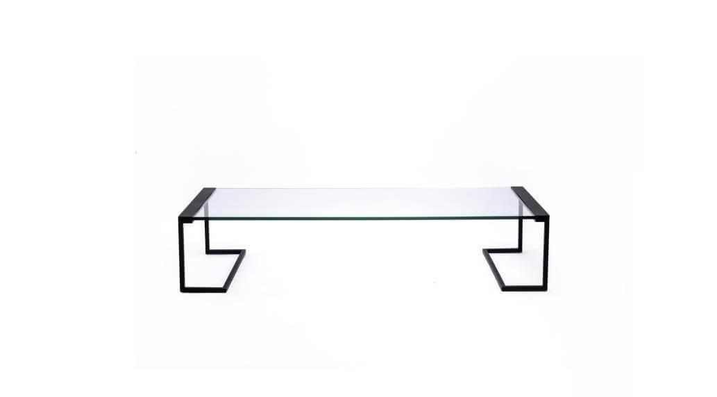 שולחן סלון זכוכית - Hawaii