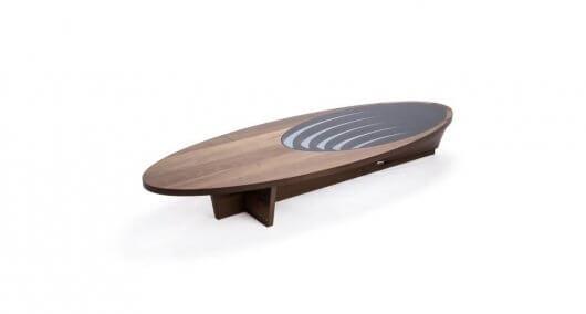 שולחן לסלון טיפה