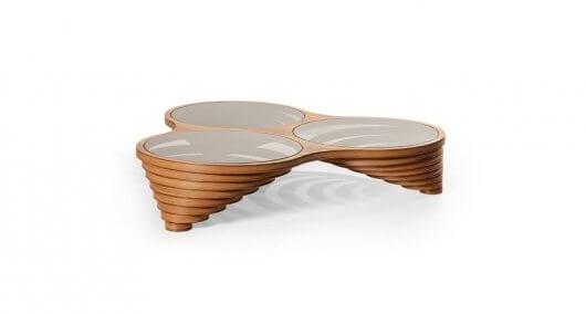 שולחן לסלון מעוצב יחודי