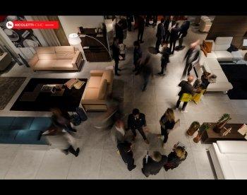 תערוכה של ניקולטי במילאנו